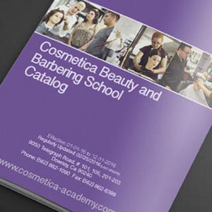 Cosmetica Academy Catalog