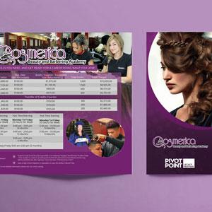 Cosmetica Academy Brochure
