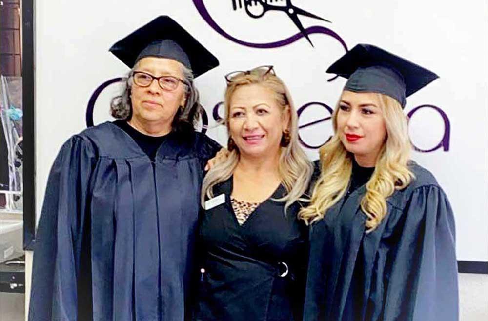 Cosmetica Academy Graduates